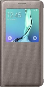 Samsung S-View Cover for Galaxy S6 Edge+ gold (EF-CG928PFEGWW)