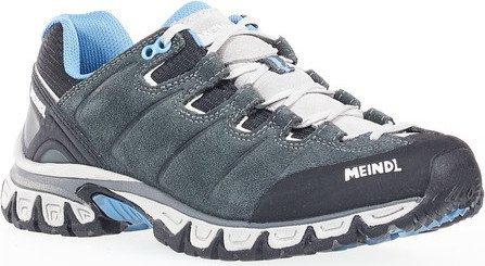Meindl Vegas Light Wanderschuh Sportschuhe Turnschuhe Navy/Grey, Marineblau/Grau, 40