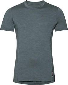 Odlo natural Light shirt short-sleeve arctic/dark slate (men) (110642-40268)