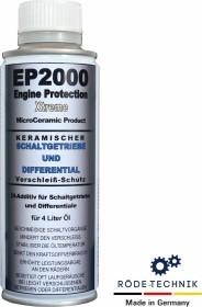 Röde-Technik EP2000 Schaltgetriebe- und Differential-Additiv (Öl-Zusatz Micro-Ceramic) 200ml (02-02)