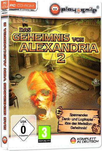 Das Geheimnis von Alexandria (deutsch) (PC) -- via Amazon Partnerprogramm