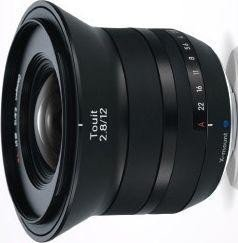Zeiss Touit 12mm 2.8 für Fujifilm X schwarz (2030-527)