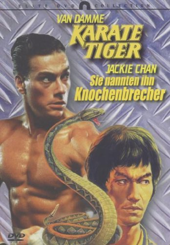Karate Tiger/Sie nannten ihn Knochenbrecher -- via Amazon Partnerprogramm