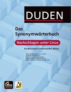 Duden - Das Synonymwörterbuch (deutsch) (PC/MAC)