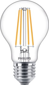 Philips Classic LED Birne ND E27 8.5-75W/827 A60 CL (762995-00)