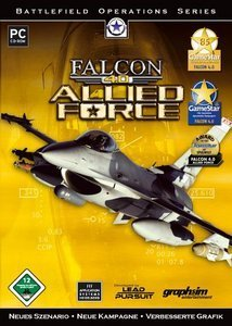 Falcon 4.0 - Allied Force (englisch) (PC)