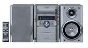 Sharp XL-HP434H (HiFi-kompaktowy-Anlage)