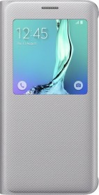 Samsung S-View Cover for Galaxy S6 Edge+ silver (EF-CG928PSEGWW)