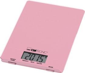 Clatronic KW 3626 Elektronische Küchenwaage pink (263914)