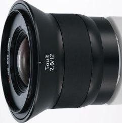 Zeiss Touit 12mm 2.8 für Sony E schwarz (2030-526)
