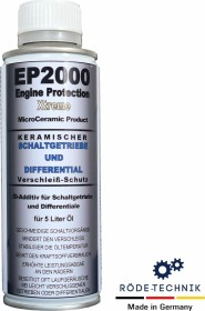 Röde-Technik EP2000 Schaltgetriebe- und Differential-Additiv (Öl-Zusatz Micro-Ceramic) 250ml (02-03)