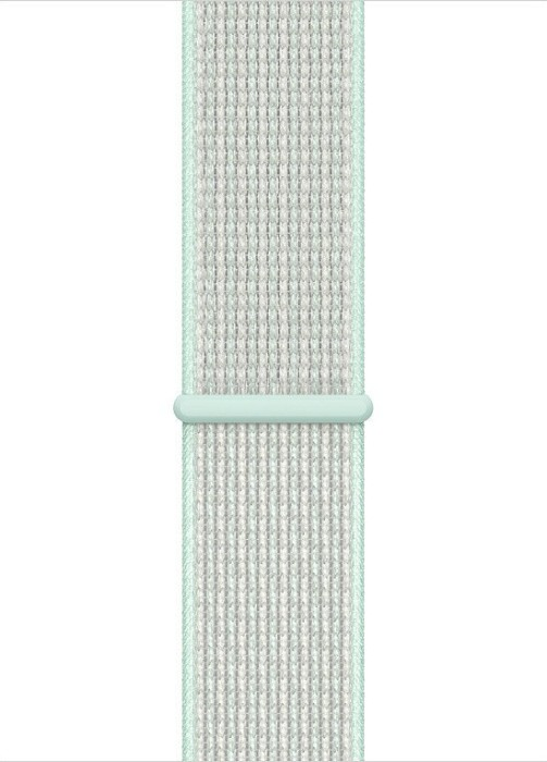 Apple Nike Sport Loop für Apple Watch 44mm teal tint (MV8C2ZM/A)