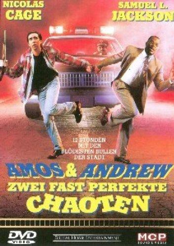 Amos & Andrew - Zwei fast perfekte Chaoten -- via Amazon Partnerprogramm