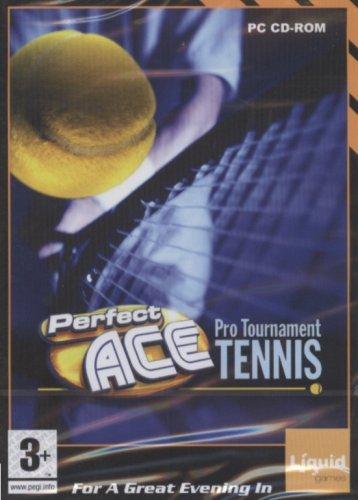 Perfect Ace - Pro Tournament Tennis (German) (PC) -- via Amazon Partnerprogramm