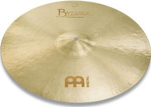 "Meinl Cymbals Byzance Jazz Thin Ride 20"" (B20JTR)"