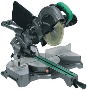 Hitachi C8FSE panel saw