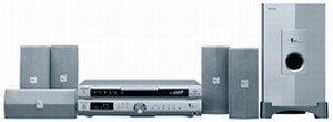 Sharp SD-AT1000H silber