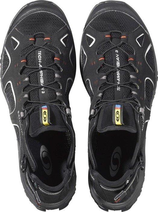 neueste trends von 2019 beste Qualität für Temperament Schuhe Salomon Techamphibian 3 schwarz (Herren) (128478) ab € 99,99