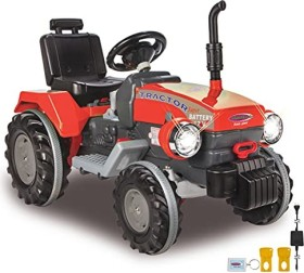 Jamara Ride-on Traktor Power Drag red (460319)