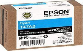 Epson Tinte T47A2 Ultrachrome Pro 10 cyan (C13T47A240)