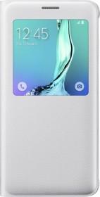 Samsung S-View Cover für Galaxy S6 Edge+ weiß (EF-CG928PWEGWW)