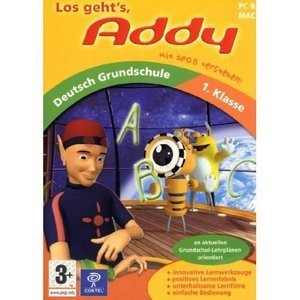 Addy German primary school class 1 (German) (PC/MAC)
