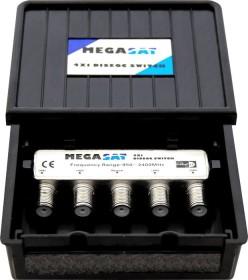 MegaSat DiSEqC Schalter 4/1 (600137)