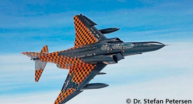 Revell F-4F Phantom II WTD61 Flight Test (04895)
