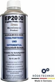 Röde-Technik EP2000 Schaltgetriebe- und Differential-Additiv (Öl-Zusatz Micro-Ceramic) 400ml (02-06)