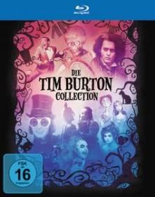 Die Tim Burton Collection (Blu-ray)