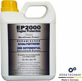 Röde-Technik EP2000 Schaltgetriebe- und Differential-Additiv (Öl-Zusatz Micro-Ceramic) 1l (02-07)