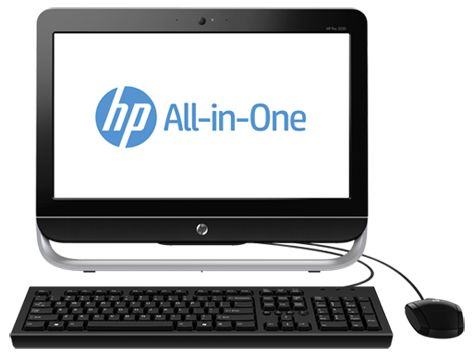 HP Pro 3520 all-in-one, Core i3-3220, 4GB RAM, 500GB (H4M52EA)
