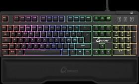QPAD MK-75 Pro Gaming Keyboard, MX RGB BROWN, USB, ND (9J.P7Q81.K0P)