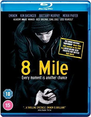 8 Mile (Blu-ray) (UK) -- via Amazon Partnerprogramm