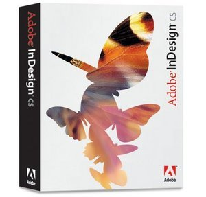 Adobe InDesign CS 3.0 - full version bundle (PC)