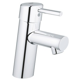 """Grohe Concetto one-hand-bathroom sink tap 1/2"""" S-Size chrome (3224010E)"""