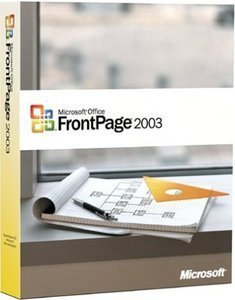 Microsoft Frontpage 2003 (PC) (392-02372)
