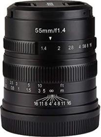 7artisans 55mm 1.4 für Sony E schwarz