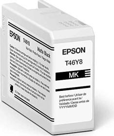 Epson Tinte T47A8 Ultrachrome Pro 10 schwarz matt (C13T47A840)