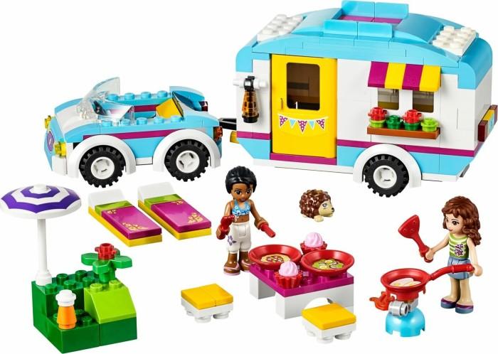 LEGO® Friends 41034 Wohnwagen-Ausflug NEU OVP/_ Summer Caravan NEW MISB NRFB