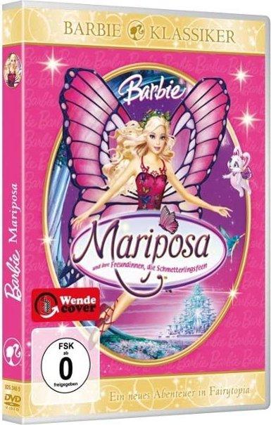 Barbie - Mariposa -- via Amazon Partnerprogramm