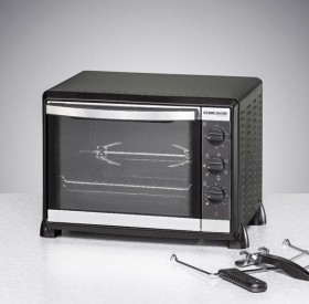 Rommelsbacher BG 1550 mini oven with grill/hot air