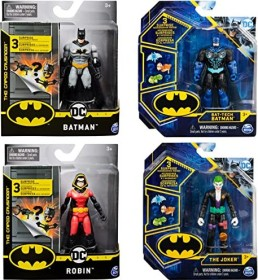 Spin Master Batman - Rebirth Batman 10cm (6055946)