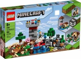 LEGO Minecraft - The Crafting Box 3.0 (21161)