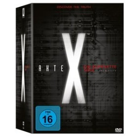 Akte X Komplett-Box (TV-Serie)