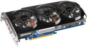 GIGABYTE Radeon HD 7970, 3GB GDDR5, DVI, HDMI, 2x mDP (GV-R797OC-3GD)
