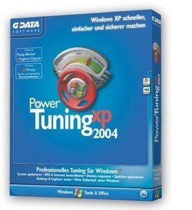 GData Software: PowerTuning XP 2004 (PC)