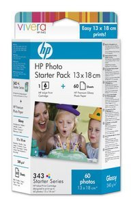 HP 343 Photo Starter pack (Q7922EE)