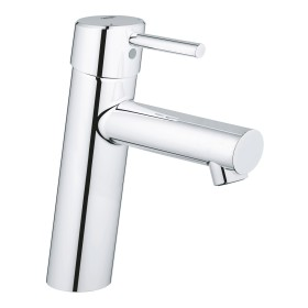"""Grohe Concetto one-hand-bathroom sink tap 1/2"""" M-Size chrome (23451001)"""
