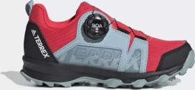 adidas Terrex Boa shock red/cloud white/ash grey (Junior) (EE8476)